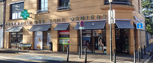 PHARMACIE DES SEPT DENIERS, Toulouse
