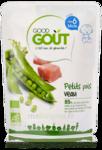 GOOD GOUT PLATS PETITS POIS VEAU BIO DES 6 MOIS 190 G à Toulouse