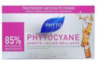 Acheter PHYTOCYANE SOIN ANTICHUTE STIMULATEUR DE CROISSANCE PHYTO 12 x 7,5ML à Toulouse