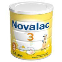 NOVALAC LAIT 3 BOITE 800G à Toulouse