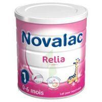 NOVALAC RELIA 1, 0-6 mois bt 800 g à Toulouse