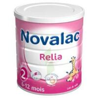 NOVALAC RELIA 2, 6-12 mois  bt 800 g à Toulouse
