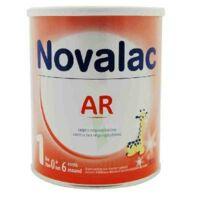 NOVALAC AR, 0-6 mois bt 800 g à Toulouse