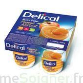 DELICAL NUTRA'POTE DESSERT AUX FRUITS, 200 g x 4 à Toulouse