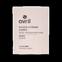 Savon à froid corps Neutre  100g - Certifié bio à Toulouse