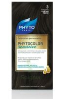 PHYTOCOLOR SENSITIVE N3 CHATAIN FONCE