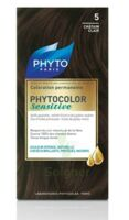 PHYTOCOLOR SENSITIVE N5 CHATAIN CLAIR