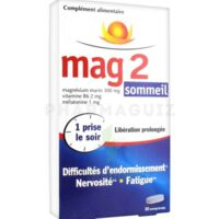 MAG2 SOMMEIL 30 CPR à Toulouse