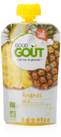 GOOD GOUTS FRUITS ANANAS BIO DES 4 MOIS 120 G à Toulouse