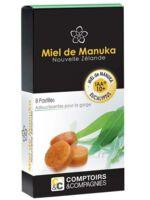 PASTILLES MANUKA IAA10+/EUCALYPTUS 8 pastilles à Toulouse