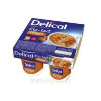 DELICAL RIZ AU LAIT Nutriment caramel pointe de sel 4Pots/200g à Toulouse
