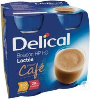 DELICAL BOISSON LACTEE HP HC, 200 ml x 4 à Toulouse