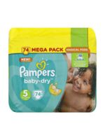 Pampers Baby Dry T5 - 11-23kg Megapack à Toulouse