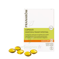PRANAROM OLEOCAPS 3 Caps digestion & transit intestinal à Toulouse
