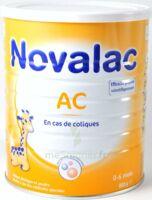 NOVALAC AC,0-6 mois,  bt 800 g à Toulouse