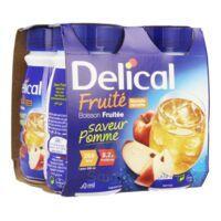 DELICAL BOISSON FRUITEE Nutriment pomme 4Bouteilles/200ml à Toulouse