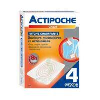Actipoche Patch chauffant douleurs musculaires B/4 à Toulouse