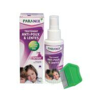 Paranix Solution antipoux Huiles essentielles 100ml+peigne à Toulouse