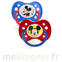 Dodie Disney Sucette anatomique silicone +6mois Mickey Lot/2 à Toulouse