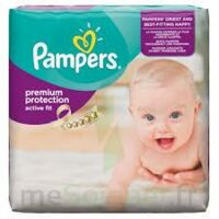 PAMPERS ACTIVE FIT, taille 3, midi, 4 kg à 9 kg, sac 28 à Toulouse
