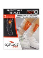 EPITACT SPORT PROTECTIONS TIBIALES EPITHELIUMTACT 03, bt 2 à Toulouse