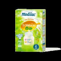 Modilac Céréales Farine 5 Céréales bio à partir de 6 mois B/230g à Toulouse