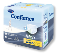 Confiance Men Slip absorbant jetable absorption 5 Gouttes Medium Sachet/14 à Toulouse